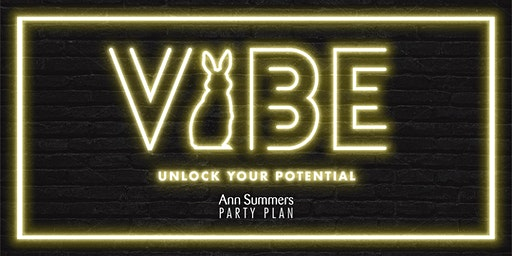Ann Summers Party Plan Event Greater Manchester- VIBE 2020 VISION