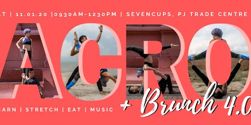 Acro+ Brunch: Urban Invasion 4.0