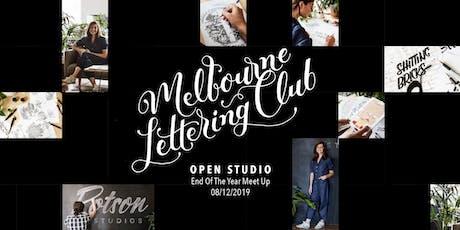 MLC Open Studio tickets