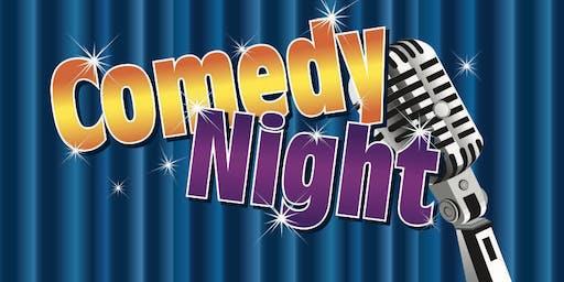 Comedy Night with Glenn Wool!