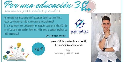 Por una educación 3.0