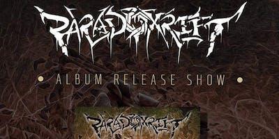 Paradox Rift Album Release Show