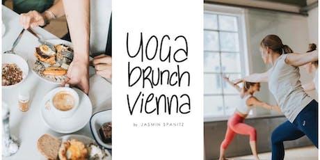 Yoga Brunch Vienna - 09.02.2020 Tickets