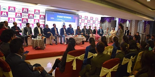 Career Mantra MBA Conclave 2k19-20 with B-School Talkshow- Gwalior