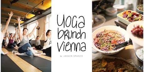 Yoga Brunch Vienna - 01.03.2020 Tickets