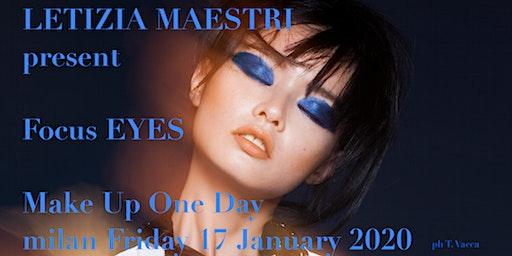 FOCUS EYES  ONE DAY by LETIZIA MAESTRI  17 JANUARY 2020