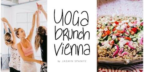 Yoga Brunch Vienna - 15.03.2020 Tickets