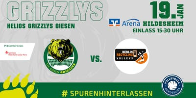 Helios GRIZZLYS vs. BR Volleys
