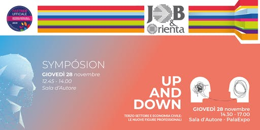 Symposiòn e convegno UP AND DOWN