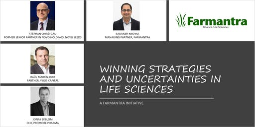 Winning Strategies and Uncertainties in Life Sciences