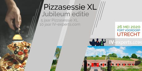 Pizzasessie XL 2020 tickets