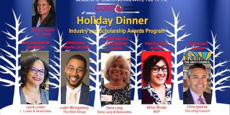 COMTO 2019 Holiday Dinner, Scholarship & Awards Program tickets
