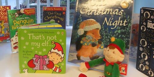 Elf's Baby, Bounce & Rhyme (Haslingden) #xmasfun