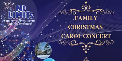 No Limits Christmas Carol Concert