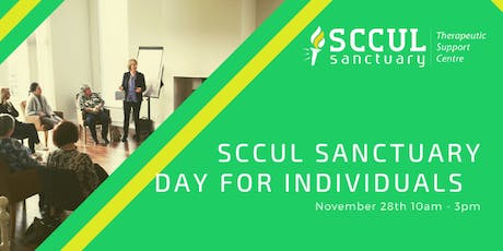 Sanctuary Day For Individuals tickets