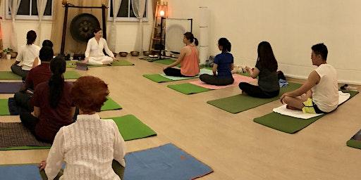 Kundalini Yoga for Elevation, Health and Happiness !