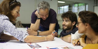 Atelier La Fresque du Climat à Marseille avec Clément Nicolle