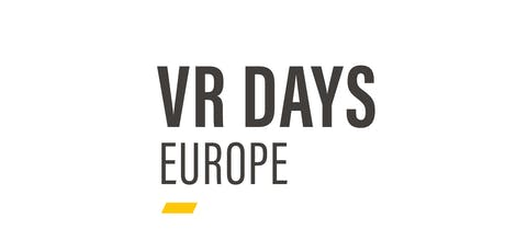 VRDays 6th Edition / 2020 tickets