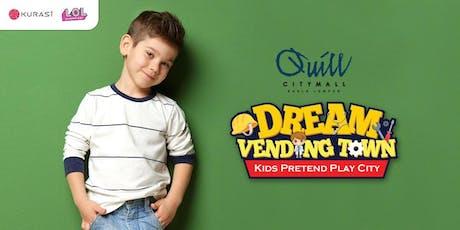 DREAM VENDING TOWN - MODELING SCHOOL (RSVP STATION) tickets