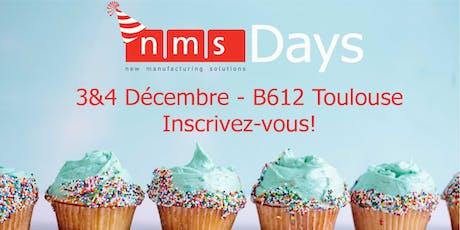 NMS Days billets
