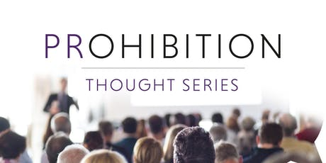 Social Media Trends for 2020 - Prohibition Thought Series - Birmingham tickets