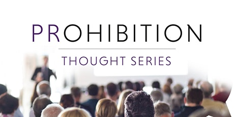 Social Media Trends for 2020 - Prohibition Thought Series - Manchester tickets