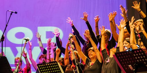 "Coro ""The Good News Female Gospel Choir"""