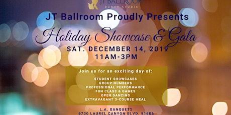 JTB Holiday Showcase & Gala tickets