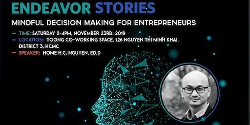 Mindful Decision Making For Entrepreneurs