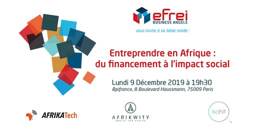 Entreprendre en Afrique : du financement à l'impact social
