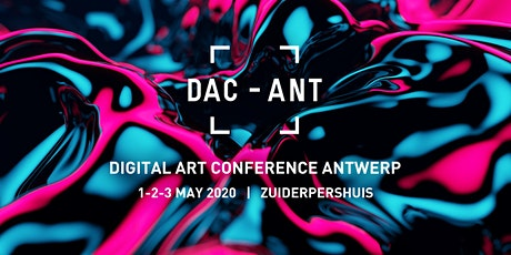 Digital Art Conference Antwerp billets