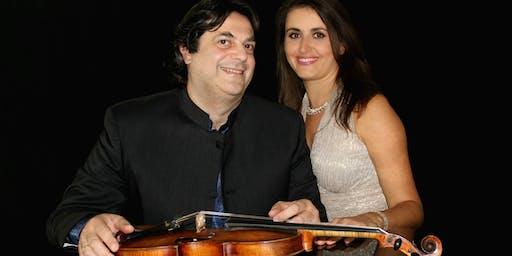 Gran Duo Italiano - Violin and Piano Concert - FREE EVENT