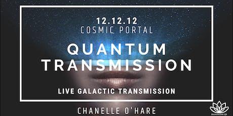 12.12.12 Cosmic Portal Live Transmission tickets