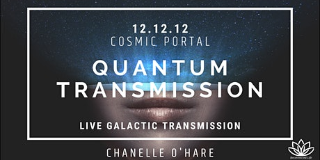 12.12.12 Cosmic Portal Live Transmission tickets