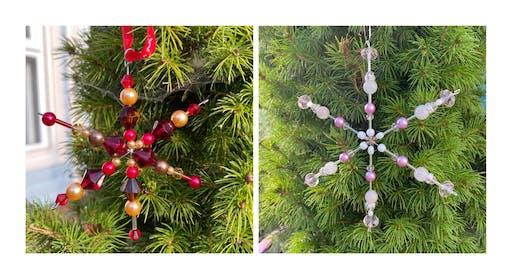 Winter Solstice & Christmas Snowflake Decorations Workshop