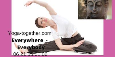 Yoga du Dimanche : Atelier Hatha-Yoga 15 décembre Pour se chouchouter
