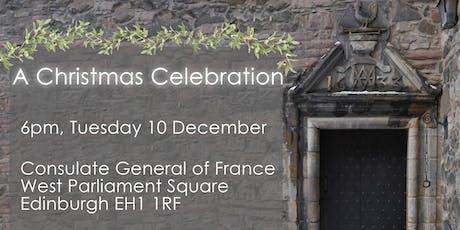 Edinburgh World Heritage's Christmas Celebration tickets