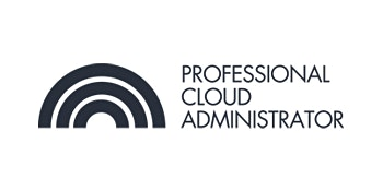 CCC-Professional Cloud Administrator(PCA) 3 Days Training in Sacramento, CA