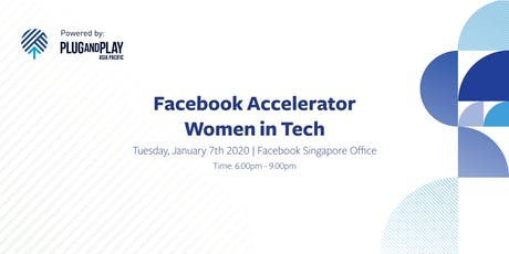 Facebook Accelerator Singapore: Women in Tech tickets