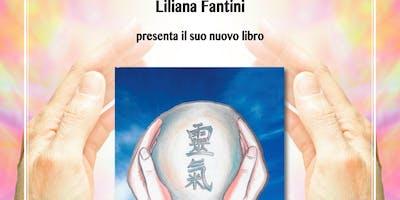 """Presentazione del libro Reiki Usui """"Angel Breath"""" di Liliana Fantini"""