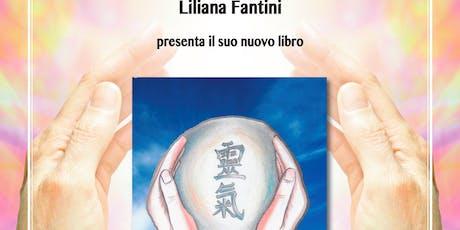 """Presentazione del libro Reiki Usui """"Angel Breath"""" di Liliana Fantini biglietti"""