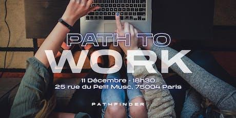 Path to Work tickets