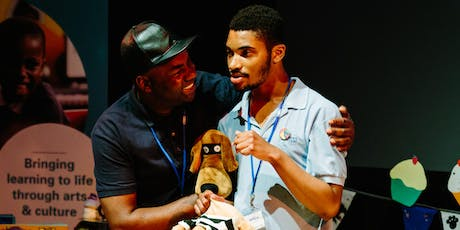 Creative Consultation with Young People tickets