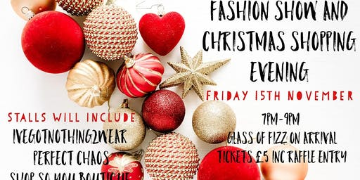 IGN2W fashion show and Christmas shopping night