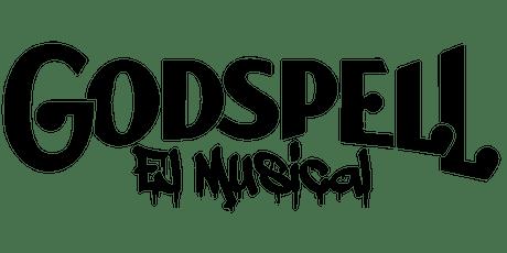Godspell, el Musical - FUNCIÓN 2 entradas