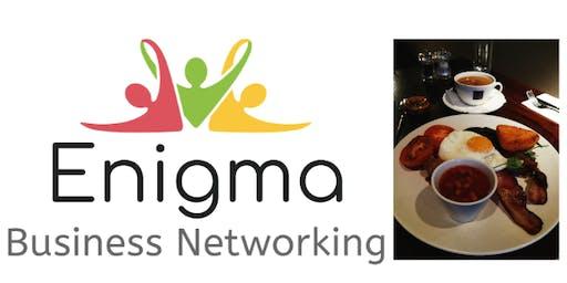 Enigma Networking Breakfast Northampton 20th November 2019