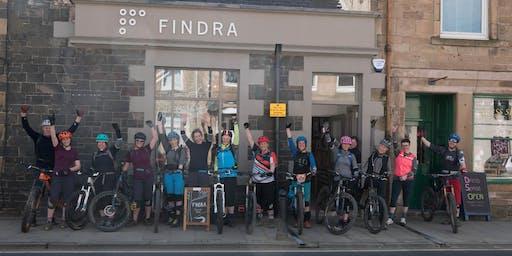 FINDRA 5th Birthday Social Ride