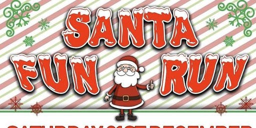 Ripon City AFC - Charity Santa Fun Run (Ripon City AFC/Ripon City Panthers/Ripon Foodbank)