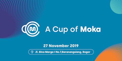 A Cup of Moka Bogor 2 : Konten Kreatif untuk Bisnis Kreatif