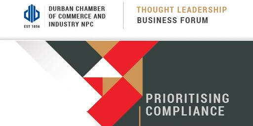 Thought Leadership Business Forum - 13 November 2019